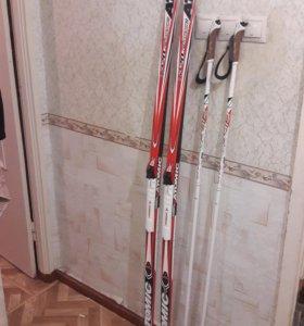 Лыжи беговые 'классика'