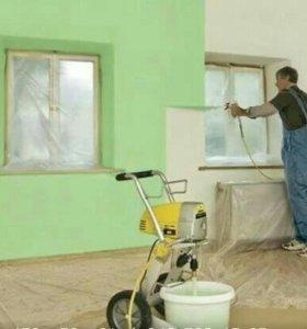 Все виды ремонтно отделочных работ