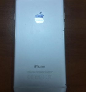 Apple iPhone 6 айфон 16 Gb silver донор