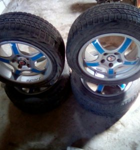 Диски Cromodora Wheels