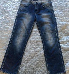 Продаю джинсы с начёсом (утеплённые)