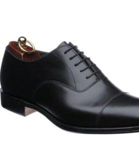 Ботинки Herrings (Loake) практически новые