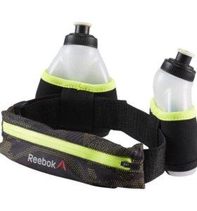 Фляжки и сумочка на пояс Reebok