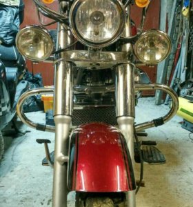 Мотоцикл Ирбис гарпия