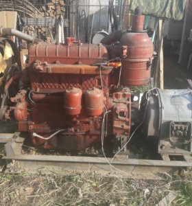 Двигатель А41 (дт75)