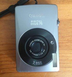 Цифровой фотоаппарат Canon Japan 🇯🇵