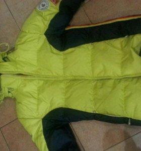 Горнолыжка куртка