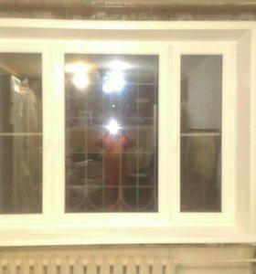 Окна.Балконы,отделка. Без предоплаты.