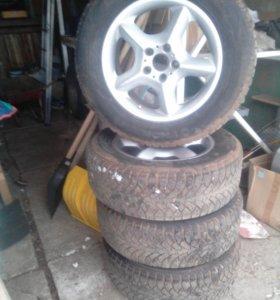 оригинальный литые диски на BMW