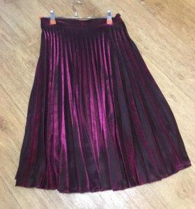 Платье юбка, корсет блузка