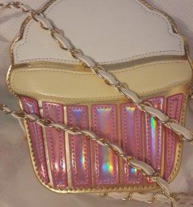 Новая сумка-пироженка