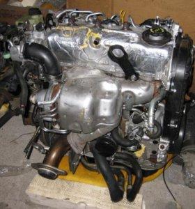 двигатель MAZDA 3 5 6 RF7J 2005-2010г.