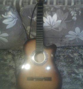 Гитара,торг.