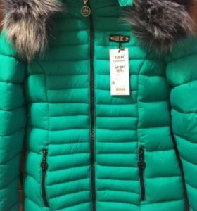 Куртка зима!новая!