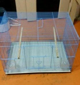 Клетка для попугаева