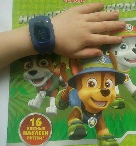 смарт часы детские Оригинал