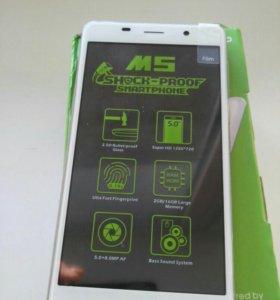 Новый смартфон leagoo m5