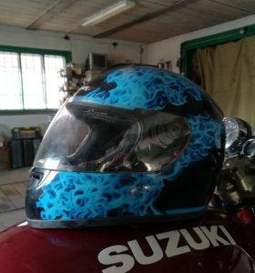 Отличный шлем