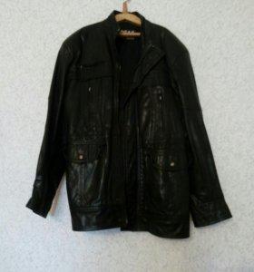 Натур. кожаная куртка