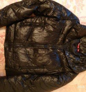 Куртка пуховик Puma