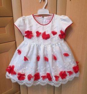 Платье 86-92