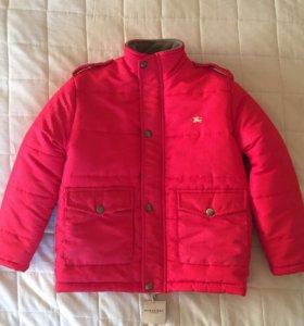 Куртка новая для мальчика Burberry