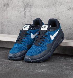 Nike Air Max 1 Ultra Flyknit (40-43, 45 размеры)