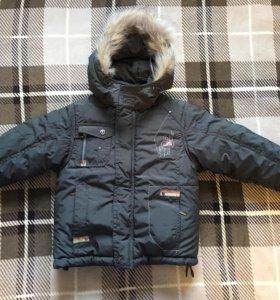 Куртка новая,зимняя