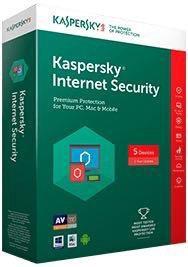 Антивирус Касперский Internet security