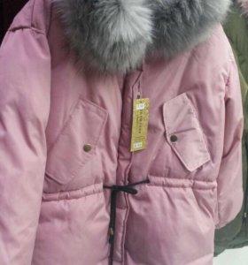 Зимний пуховик 👍😍