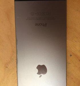 Корпус iPhone 5s Space Grey