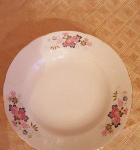 Тарелки порционные японские