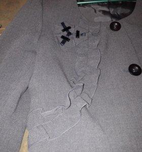 Костюм (юбка+пиджак)