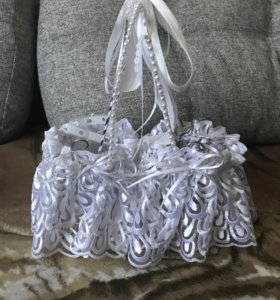 Подставка для шампанского на свадебный стол