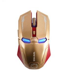Компьютерная мышь, беспроводная, Marvel Новая