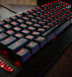 Механическая клавиатура Oklick 930G V2 IRON EDGE