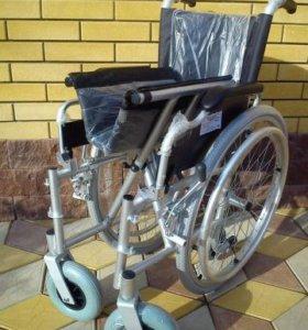 Инвалидная коляска Альфа-Люкс