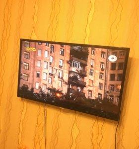 Телевизор Samsung 39 дюймов смарт