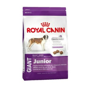 Royal Canin для юниоров гигантских пород 17кг