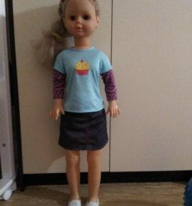 Кукла 85 см и пупсы