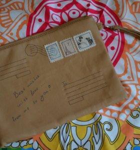 Сумка-конверт