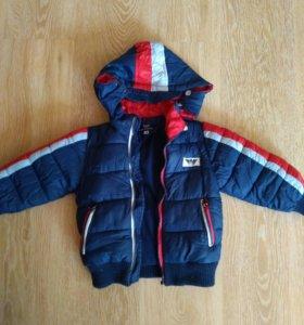 Куртка на мальчика (демисезон)