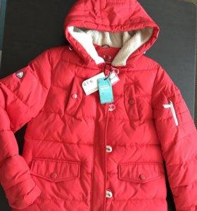 Куртка пуховик НОВАЯ зимняя