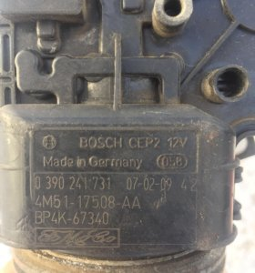 Электромотор на ФордФокус2