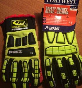 перчатки противоударные