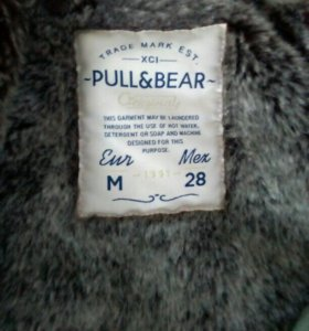 Парка pull&bear