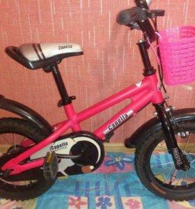 Велосипед детский capella s14
