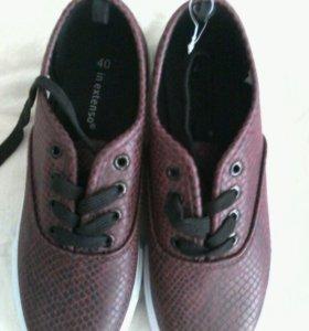 ботинки женские, новые