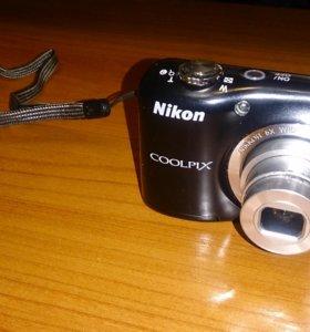 Фотоаппарат NICON COOLPIX L31