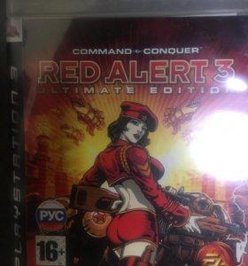 Игра для PS3 red alert 3